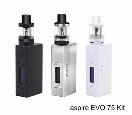 Aspire EVO75 Kit
