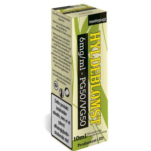 Hyldeblomst Sundbygaard E-Juice